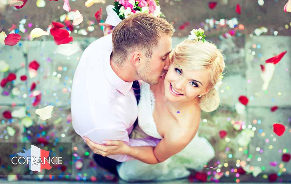 Свадьба во Франции на Лазурном Берегу